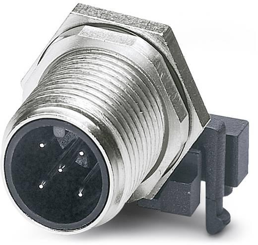 Phoenix Contact SACC-DSIV-M12MS-5CON-L 90 SACC-DSIV-M12MS-5CON-L 90 - inbouwconnector Inhoud: 10 stuks