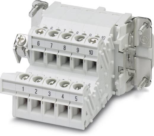 HC-B 10-A-UT-PER-F - Terminal Adapter HC-B 10-A-UT-PER-F Phoenix Contact Inhoud: 5 stuks