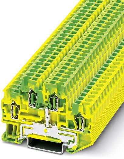 Phoenix Contact STTB 2,5-PE STTB 2,5-PE - doorgangsserieklem Groen-geel Inhoud: 50 stuks