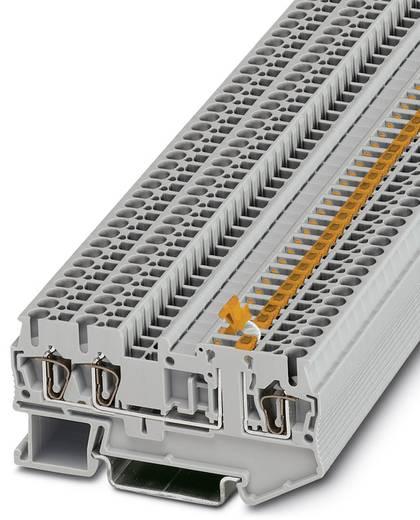 Phoenix Contact ST 2,5-TWIN-MT BU ST 2,5-TWIN-MT BU - trekveer-meterscheidingsklem Blauw Inhoud: 50 stuks