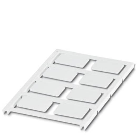 Apparaatmarkering Montagemethode: Vastklemmen Markeringsvlak: 27 x 1
