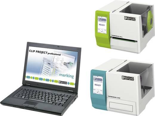 MARKING BOX - set voor thermische transferprinter MARKING BOX Phoenix Contact Inhoud: 1 stuks