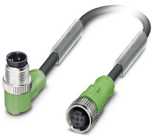 Phoenix Contact SAC-4P-M12MR/0,3-PUR/M12FS Sensor-/actorkabel Inhoud: 1 stuks