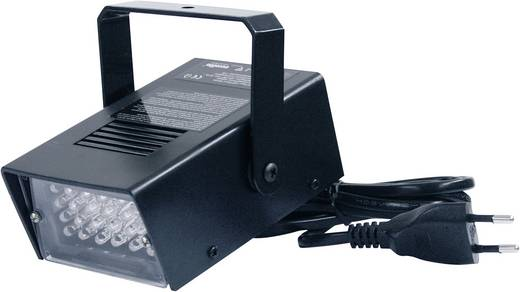 LED-stroboscoop Aantal LED's: 24 Eurolite <