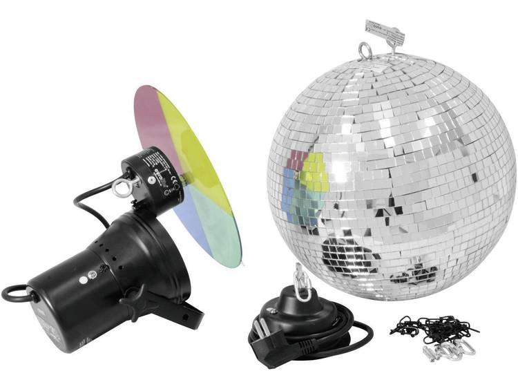 Spiegelbal-set 300 mm Discobal