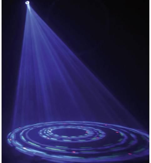 ADJ Tri GEM LED LED-lichteffect Aantal LED's: 3 x 1 W