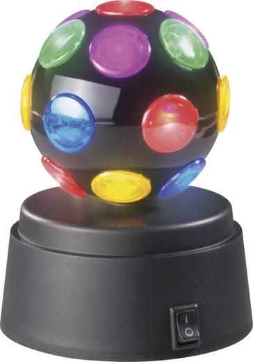 Feestverlichting Discobol IM906B Zwart vast ingebouwd