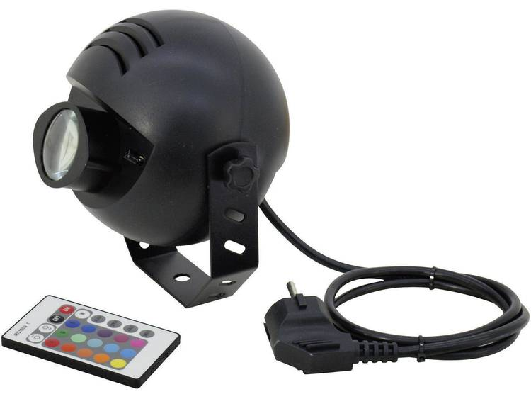 Eurolite PST-9W TCL IR LED-Spot