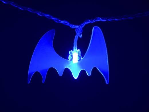 LED lichtketting, vleermuis, 16 LEDs