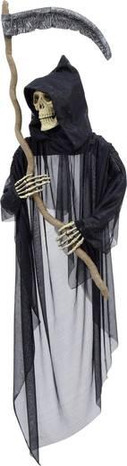 Griezelig skelet met zeis