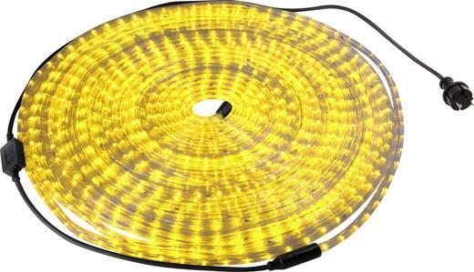 LED Lichtslang 10 m Geel Basetech