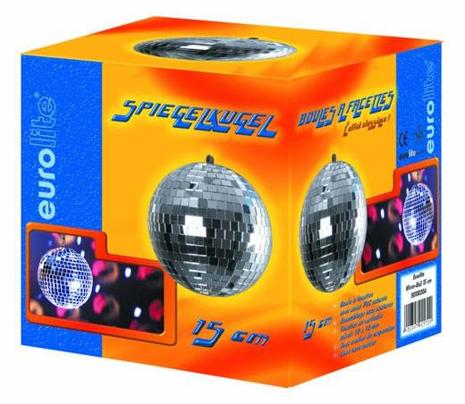 Eurolite 50100210 Mini discobal 15 cm