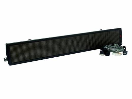 LED-lichtkrant Rood, Groen, Geel (b x h x d) 1270 x 120 x 230 mm Eurolite ESN 16x128 5mm