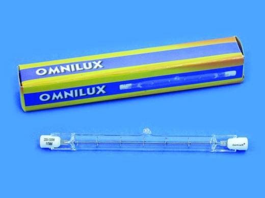 Omnilux 230 V/800 W R7s 117 mm staaflamp