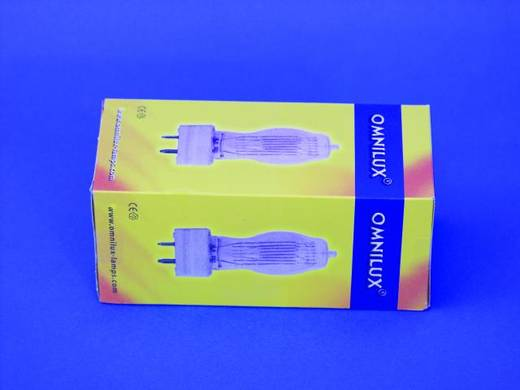 Omnilux 230 V/2000 W GY-16 400 h 3200 K
