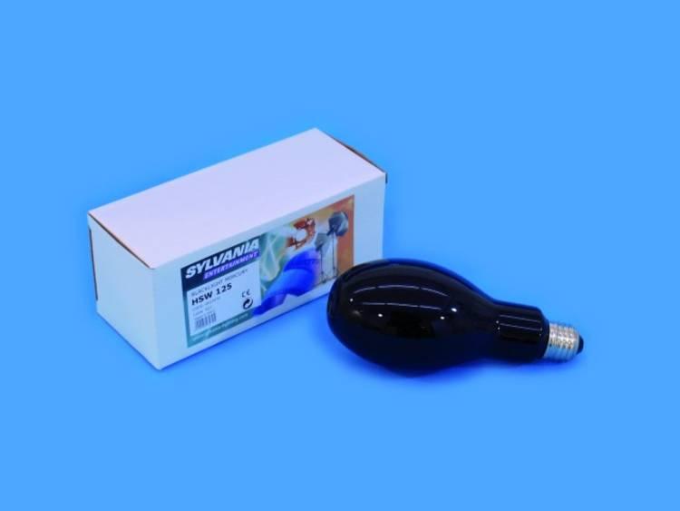 Blacklight-, UV-lamp 89512020 E27