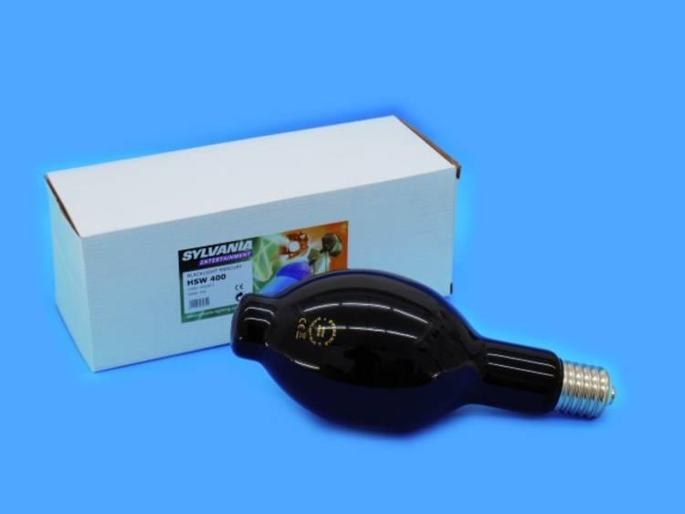 Blacklight-, UV-lamp 89514010 E40