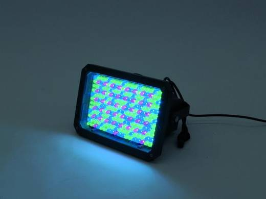 Outdoor LED-floodlight Eurolite LED IP Flood RGB