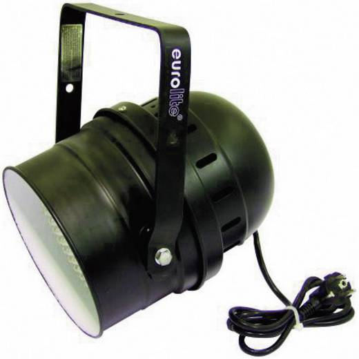 Eurolite PAR 64 LED-spot RGB kort