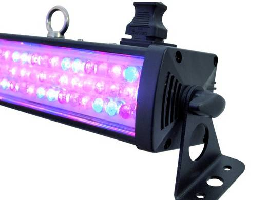 Eurolite LED Bar 252 RGBA LED-bar Aantal LED's: 252 x