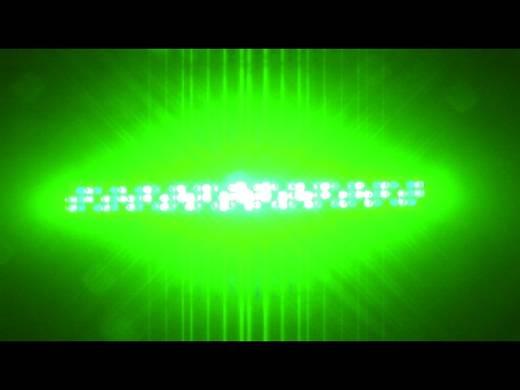 LED-bar Eurolite LED Bar 126 RGB Aantal LED's: 126 x