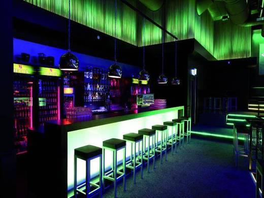 LED-bar Eurolite LED Bar 252 RGB 20° Aantal LED's: 252 x