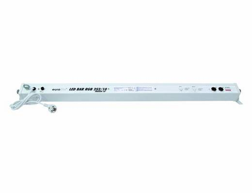 LED-bar Eurolite LED Bar-252 RGB 20° Aantal LED's: 252 x