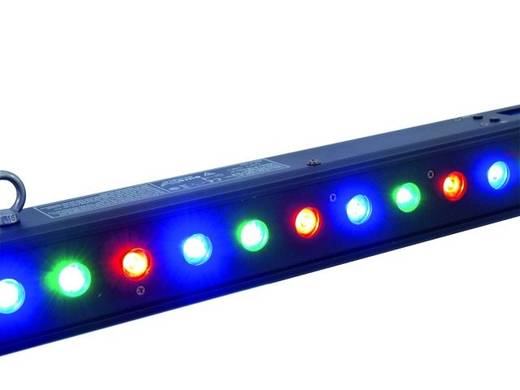 Eurolite LED Bar 27 RGB LED-bar Aantal LED's: 27 x 2.41 W