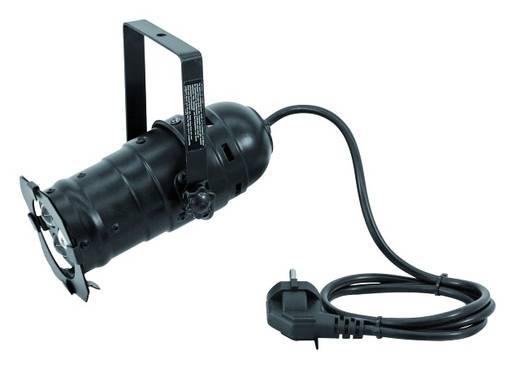 LED-pinspot Eurolite PAR-16 3200 K Aantal LED's: 3