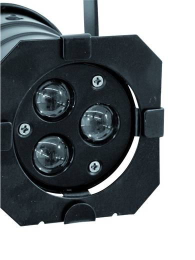 Eurolite PAR-16 3200 K LED-pinspot Aantal LED's: 3 x 3 W
