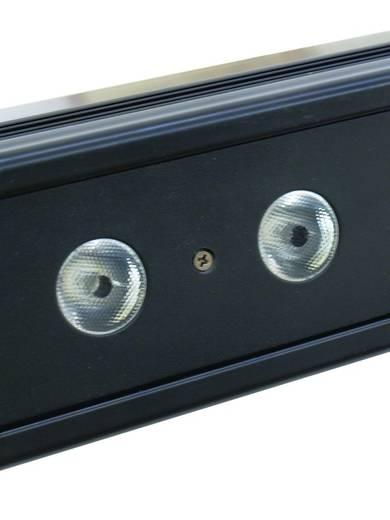 Eurolite Rampe LED 18 LED-bar Aantal LED's: 18 x 3 W