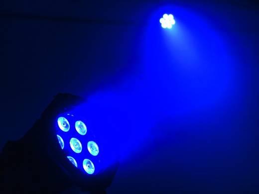 Eurolite ML-30 QCL LED PAR-schijnwerper Aantal LED's: 7 x 8 W