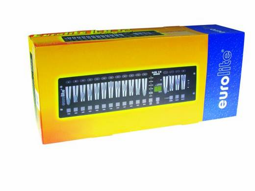 Euro Lite LCD-12 DMX dimmer controller