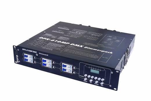 Eurolite DPX-610 MP DMX dimmer 6-kanaals