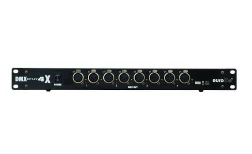 Eurolite Split 4X DMX splitter 4-kanaals