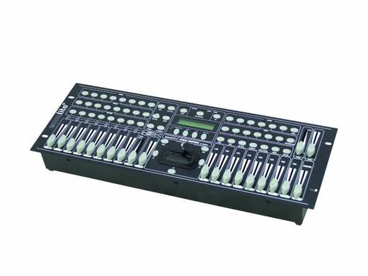 Eurolite Stage Controle DMX controller 8-kanaals