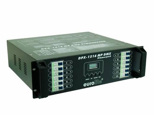 Eurolite DPX-1216 MP DMX dimmer 12-kanaals