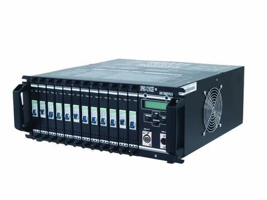 Eurolite DPMX-1216 CEE DMX dimmer 12-kanaals 19 inch bouwvorm