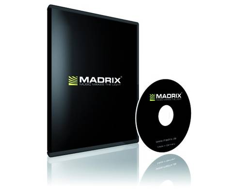 Madrix Start DMX software