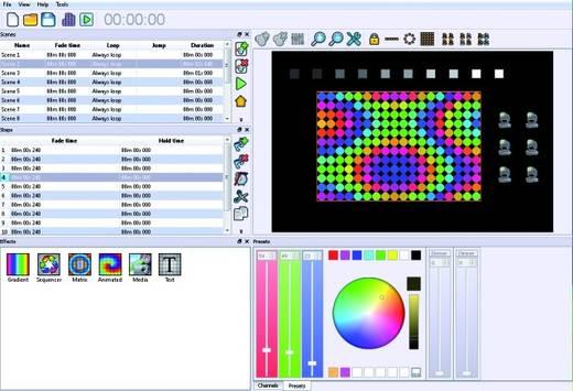 Eurolite LED PC-Control 512 DMX interface