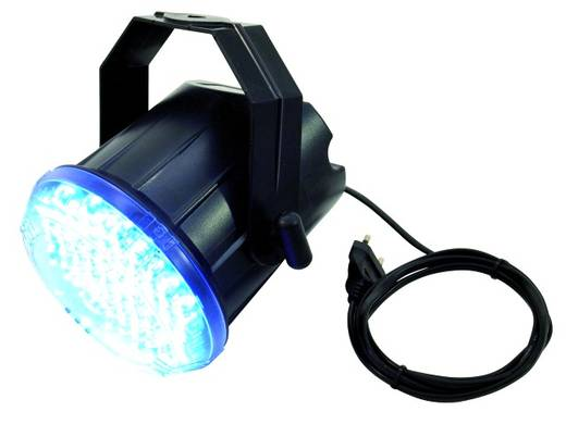 LED-stroboscoop Aantal LED's: 74 Eurolite LED Techno Strobe 250 Wit