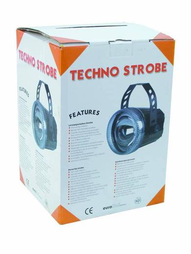 Stroboscoop Eurolite Stroboscope Techno 550