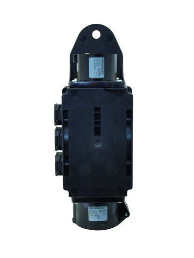 Rigport RPL-16 Stroomverdeler 3-voudig
