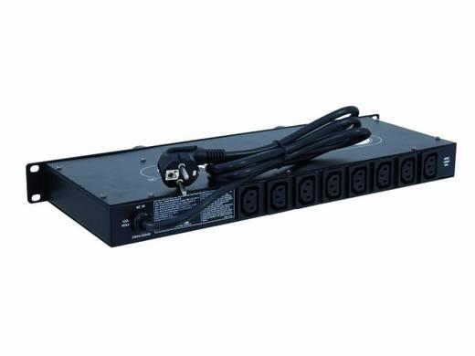 Omnitronic RLD-8 verdeler/spanningsindicator