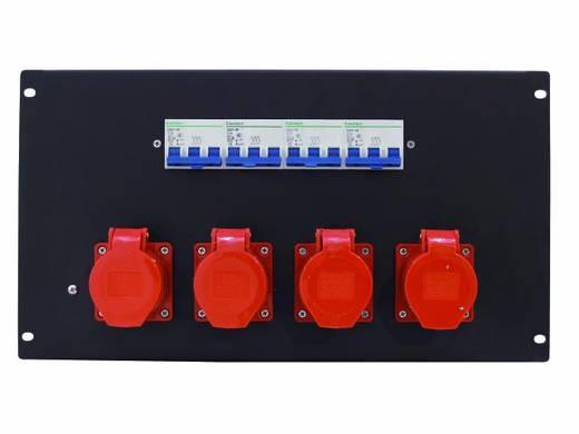 Euro Lite PDM 6U 4CEE 16A / 5 pins