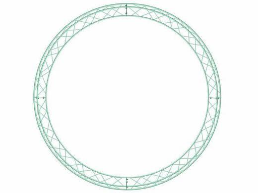 Segment voor truss cirkel 300 cm Alutruss