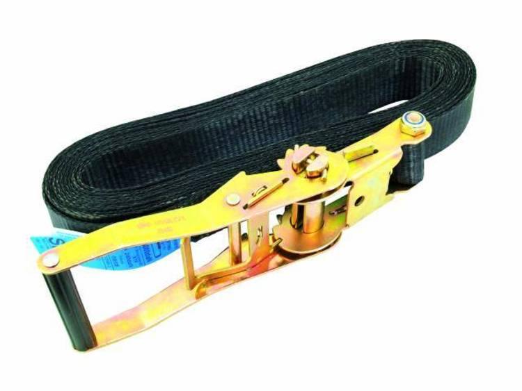 Spanband S800 met ratel 8 m-50 mm zwart