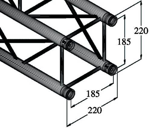 Vierkant truss 300 cm Alutruss DE
