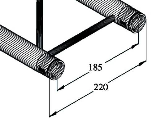 Ladder truss 150 cm Alutruss DECO