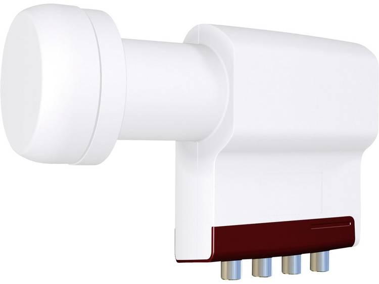 Inverto RED Extend Quad LNB Aantal gebruikers: 4 Feed-opname: 40 mm met switch